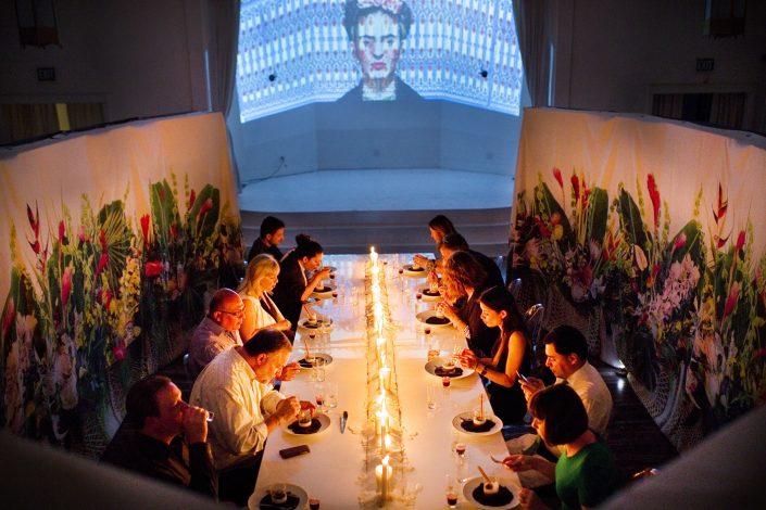 Moderno Jardin de Frida Kahlo